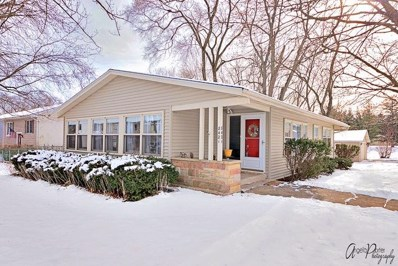 8421 Dorr Road, Wonder Lake, IL 60097 - #: 09838630