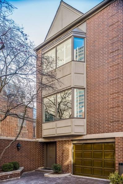 55 W Goethe Street UNIT 1229, Chicago, IL 60610 - MLS#: 09838699