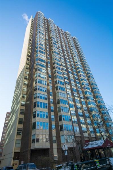 525 W Hawthorne Place UNIT 1505, Chicago, IL 60657 - MLS#: 09838853