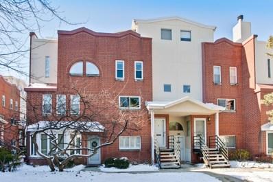 1033 W Vernon Park Place UNIT J, Chicago, IL 60607 - MLS#: 09838909