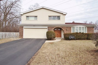 221 Mark Drive, Glenview, IL 60025 - MLS#: 09839002