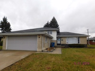 16610 Cottage Grove Avenue, South Holland, IL 60473 - MLS#: 09839071