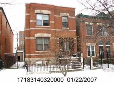 824 S CLAREMONT Avenue, Chicago, IL 60612 - MLS#: 09839318