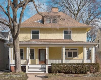 825 Oakton Street, Evanston, IL 60202 - MLS#: 09839365