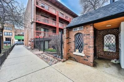 803 W Oakdale Avenue UNIT 3A, Chicago, IL 60657 - MLS#: 09839452