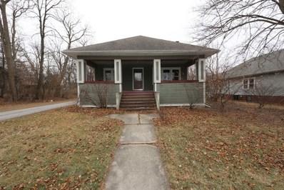 1751 Cedar Road, Homewood, IL 60430 - #: 09839592