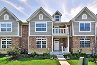 1404 Cornerstone Place, Schaumburg, IL 60193 - MLS#: 09839815