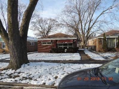 12716 S Peoria Street, Chicago, IL 60643 - MLS#: 09839889