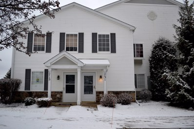 1731 Silverstone Drive UNIT 1731, Carpentersville, IL 60110 - MLS#: 09839909