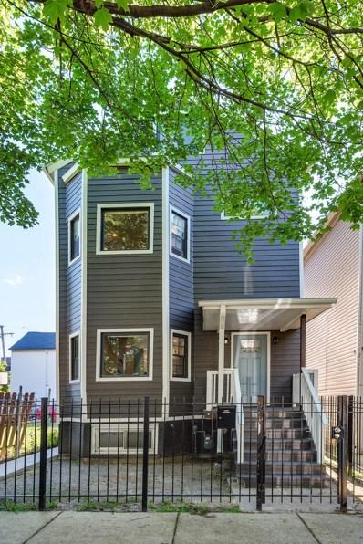 1704 N Troy Street, Chicago, IL 60647 - MLS#: 09839994