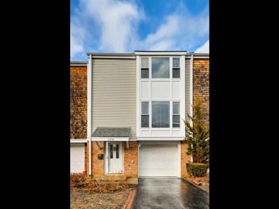 2230 Langdon Place, Hoffman Estates, IL 60169 - MLS#: 09840030