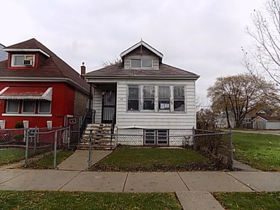 7155 S Wood Street, Chicago, IL 60636 - MLS#: 09840047