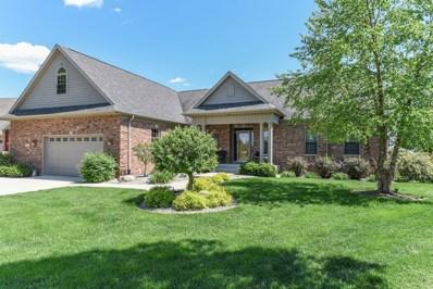 232 Fairway Drive, Beecher, IL 60401 - MLS#: 09840100