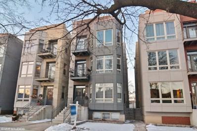 3850 W Wrightwood Avenue UNIT 3, Chicago, IL 60647 - MLS#: 09840118