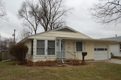 407 McKinley Street, Morris, IL 60450 - MLS#: 09840348