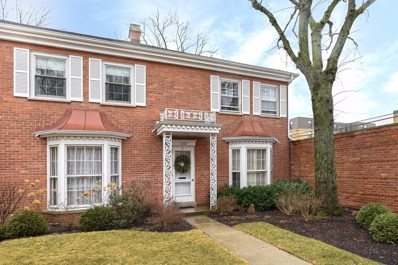 337 GREENLEAF Avenue UNIT D, Wilmette, IL 60091 - MLS#: 09840411