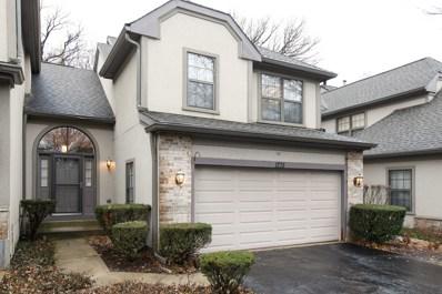 1275 Hobson Oaks Drive, Naperville, IL 60540 - MLS#: 09840697