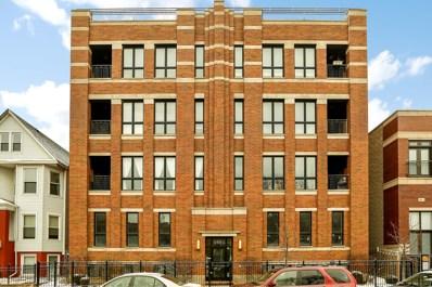 2663 N Ashland Avenue UNIT 3S, Chicago, IL 60614 - MLS#: 09840720