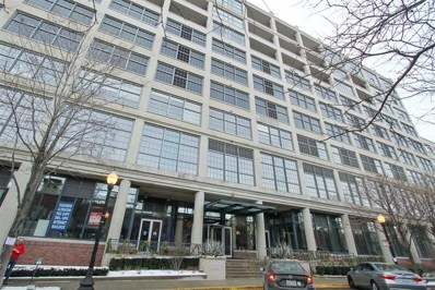 900 N KINGSBURY Street UNIT 852, Chicago, IL 60610 - MLS#: 09840853