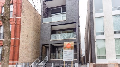 1516 W Huron Street UNIT 3, Chicago, IL 60642 - MLS#: 09840999