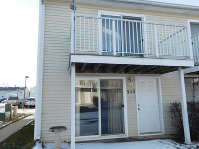 512 Meadow Green Lane, Round Lake Beach, IL 60073 - MLS#: 09841173