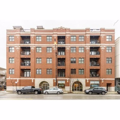 2740 W ARMITAGE Avenue UNIT 306S, Chicago, IL 60647 - MLS#: 09841208