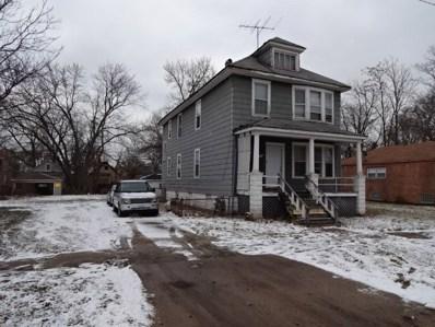 11521 S Princeton Avenue, Chicago, IL 60628 - MLS#: 09841251