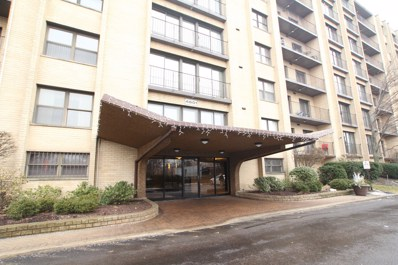 4601 W Touhy Avenue UNIT 612, Lincolnwood, IL 60712 - MLS#: 09841309