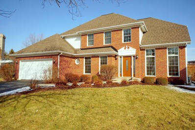 1611 Canyon Run Road, Naperville, IL 60565 - MLS#: 09841414