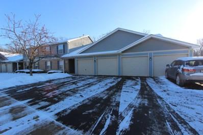 393 Woodview Circle UNIT C, Elgin, IL 60120 - MLS#: 09841471