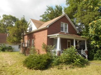 2835 Burr Oak Avenue, Blue Island, IL 60406 - MLS#: 09841515