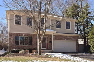 136 N Beverly Street, Wheaton, IL 60187 - MLS#: 09841538