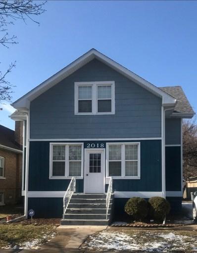 2018 S 4th Avenue, Maywood, IL 60153 - MLS#: 09841539