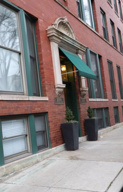 2011 W Concord Place UNIT A, Chicago, IL 60647 - MLS#: 09842058