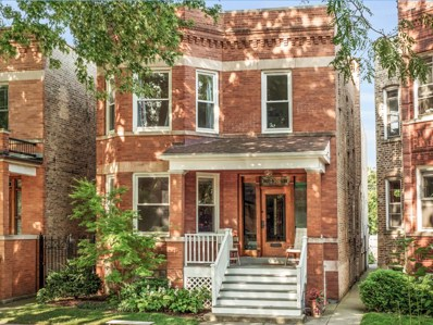 3706 N Bell Avenue, Chicago, IL 60618 - MLS#: 09842106