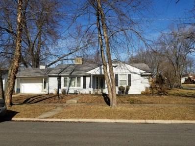 1485 E Bourbonnais Street, Kankakee, IL 60901 - MLS#: 09842218