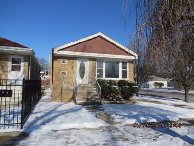 3700 W 60th Place, Chicago, IL 60629 - MLS#: 09842370