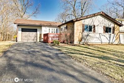 550 Milton Lane, Hoffman Estates, IL 60169 - MLS#: 09843092