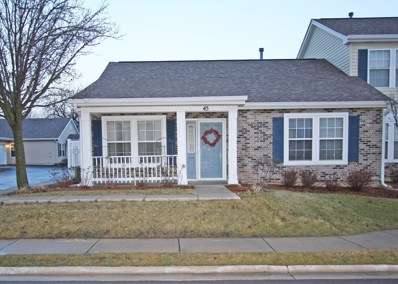45 WINGATE Court, Oswego, IL 60543 - MLS#: 09843278