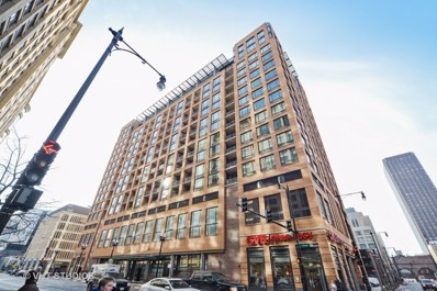 520 S State Street UNIT 1621, Chicago, IL 60605 - MLS#: 09843389