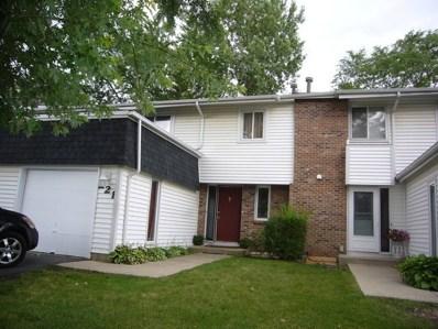 221 Douglass Way UNIT NA, Bolingbrook, IL 60440 - MLS#: 09844180