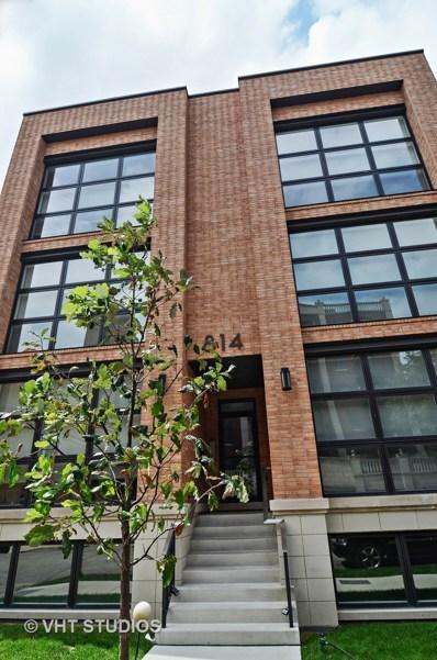 814 N Marshfield Avenue UNIT 3N, Chicago, IL 60622 - MLS#: 09844460