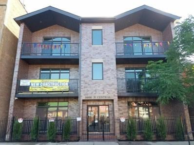3006 N Central Avenue UNIT 1B, Chicago, IL 60634 - MLS#: 09844498