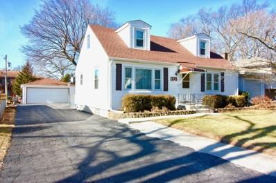376 N Walnut Avenue, Wood Dale, IL 60191 - MLS#: 09844765