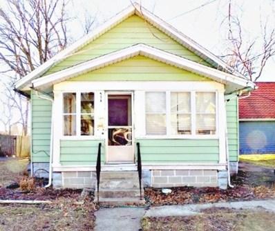 534 N May Street, Aurora, IL 60506 - MLS#: 09844781
