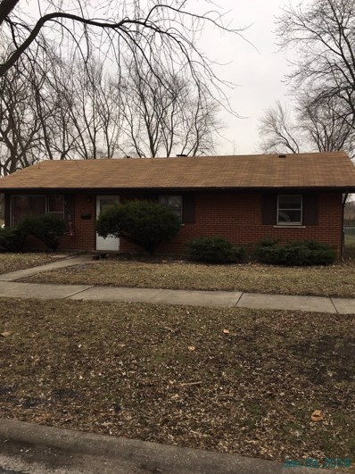 3100 FLORENCE Avenue, Steger, IL 60475 - MLS#: 09844814