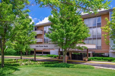 1301 N Western Avenue UNIT 307, Lake Forest, IL 60045 - MLS#: 09844897