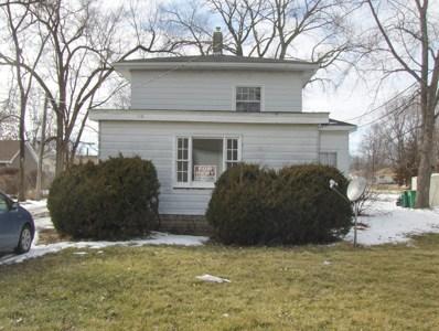 116 N Center Street, Braidwood, IL 60408 - MLS#: 09844898