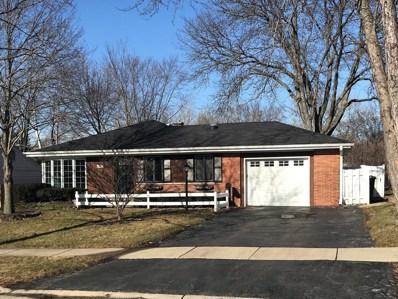 1960 Redwood Lane, Northbrook, IL 60062 - MLS#: 09844922
