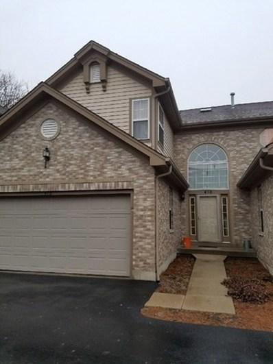 410 Kresswood Drive UNIT 410, Mchenry, IL 60050 - #: 09845132